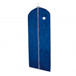 Housse pour vêtements en intissé respirant bleu L