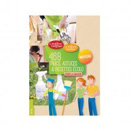 Livre trucs et astuces écologiques pour la maison