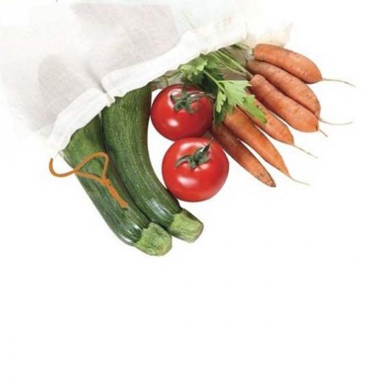 Sac à vrac bio pour fruits et légumes
