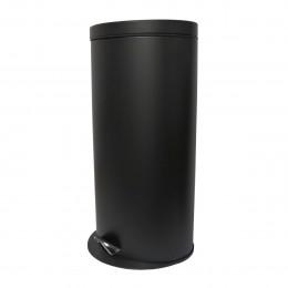 Poubelle haute 30 litres noire