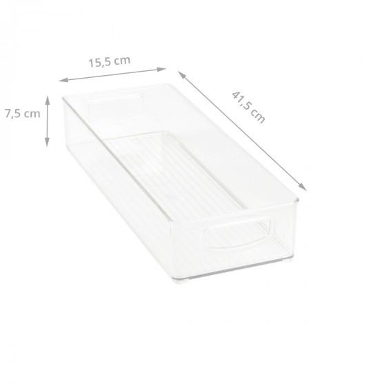 Long bac empilable pour placard rangement cuisine for Tiroir pour placard cuisine