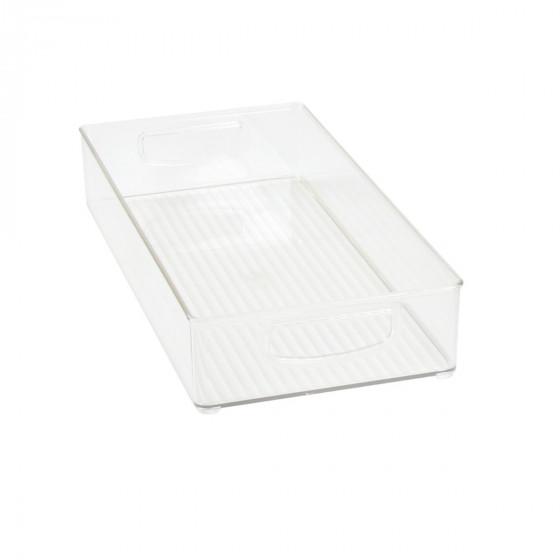 Long bac pour placard rangement cuisine - Placard plastique rangement ...