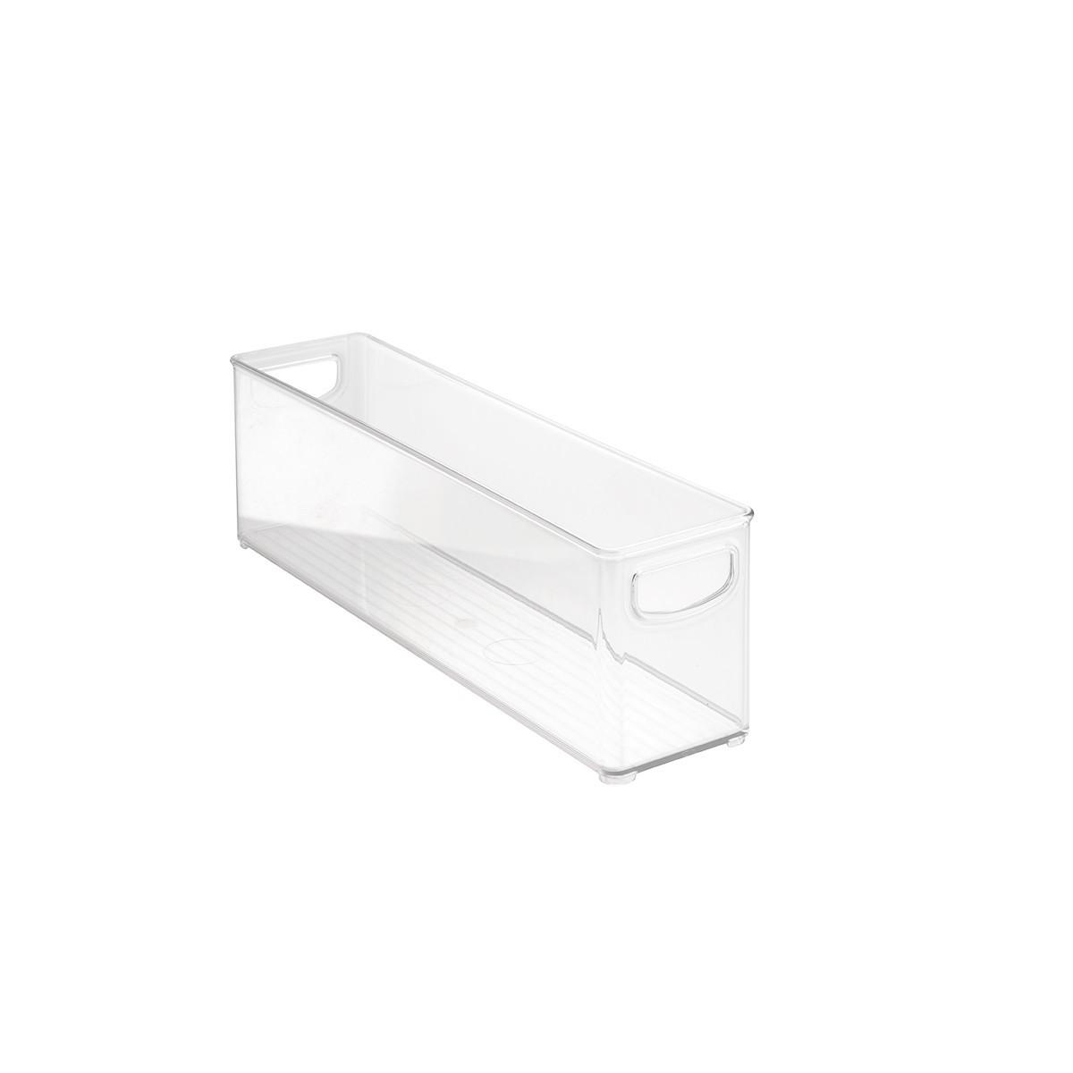 Bac haut et transparent pour placard rangement cuisine for Tiroir pour placard cuisine