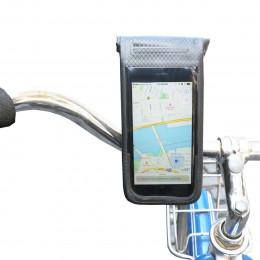 Attache smartphone étanche pour vélo