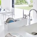Egouttoir à vaisselle étroit