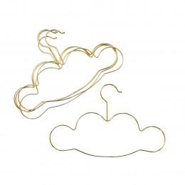5 cintres nuage pour enfant