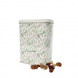 Boîte en fer blanc pour vrac