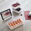 Boîte de conservation des fruits rouges