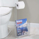 Serviteur de WC en métal
