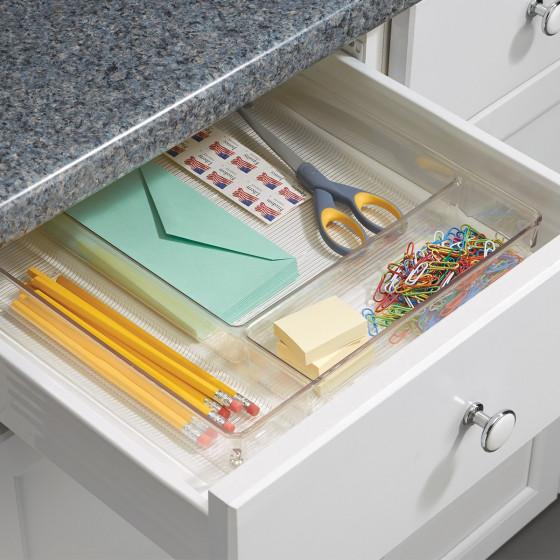 Organisateur tiroir de cuisine rangement couverts for Rangement couverts tiroir cuisine