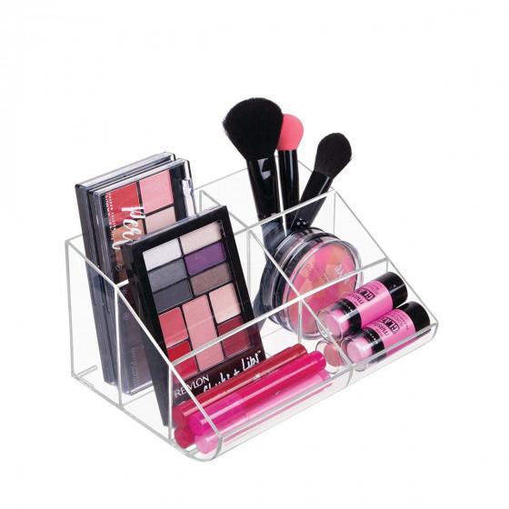 Rangement pour palettes de fards à paupières et maquillage