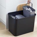 Poubelle 13 litres pour tiroir de cuisine en plastique recyclé