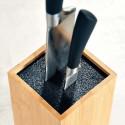 Bloc à couteaux en bambou