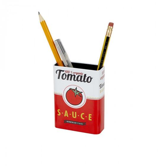 Pot à crayons magnétique pour frigo