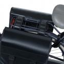 Double sacoche à vélo grande contenance