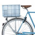 Caisse grise pour porte bagage vélo - 33 litres