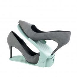 8 range chaussures à hauteur réglable