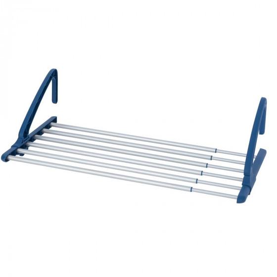 Séchoir à linge de balcon télescopique
