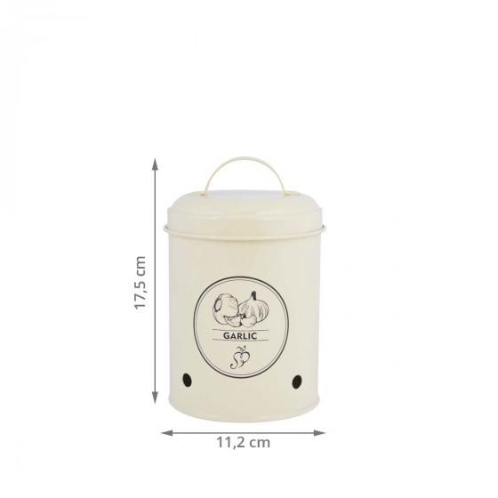 Boîte de conservation pour ail