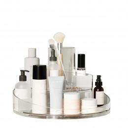 Organisateur de maquillage rotatif