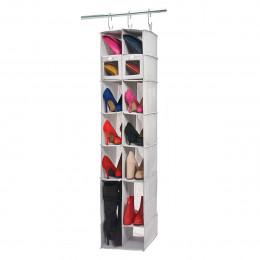 Etagère à suspendre pour 16 paires de chaussures