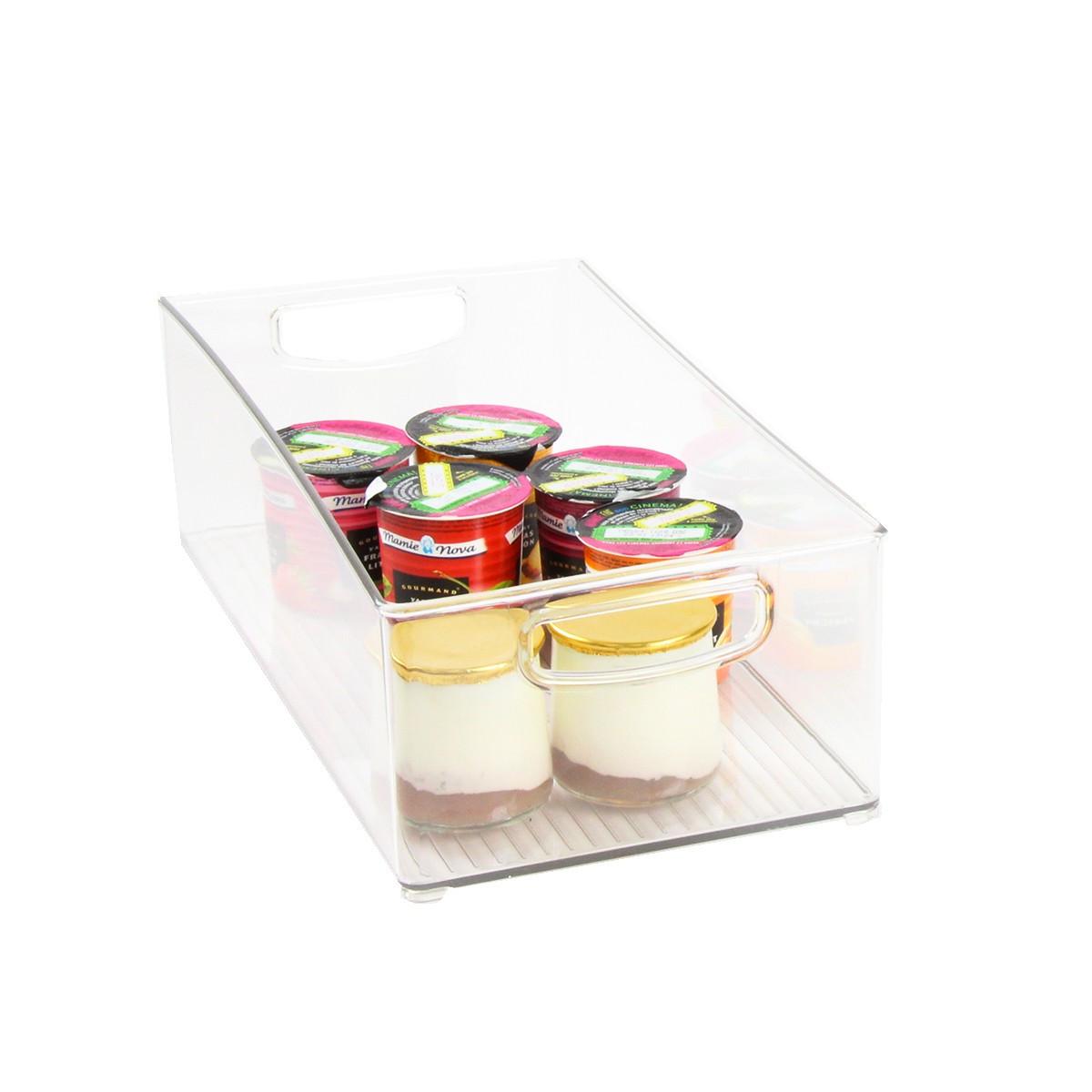 Bac empilable et haut pour placard rangement cuisine for Organiser ses placards de cuisine