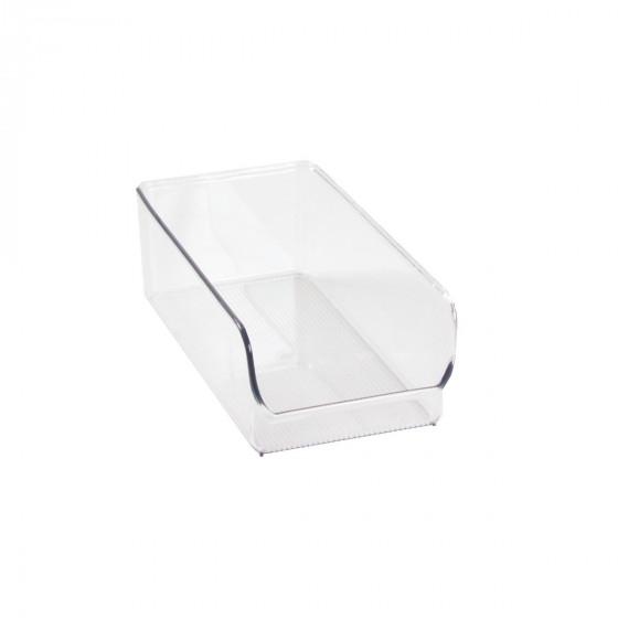 Organisateur de placard S en plastique transparent