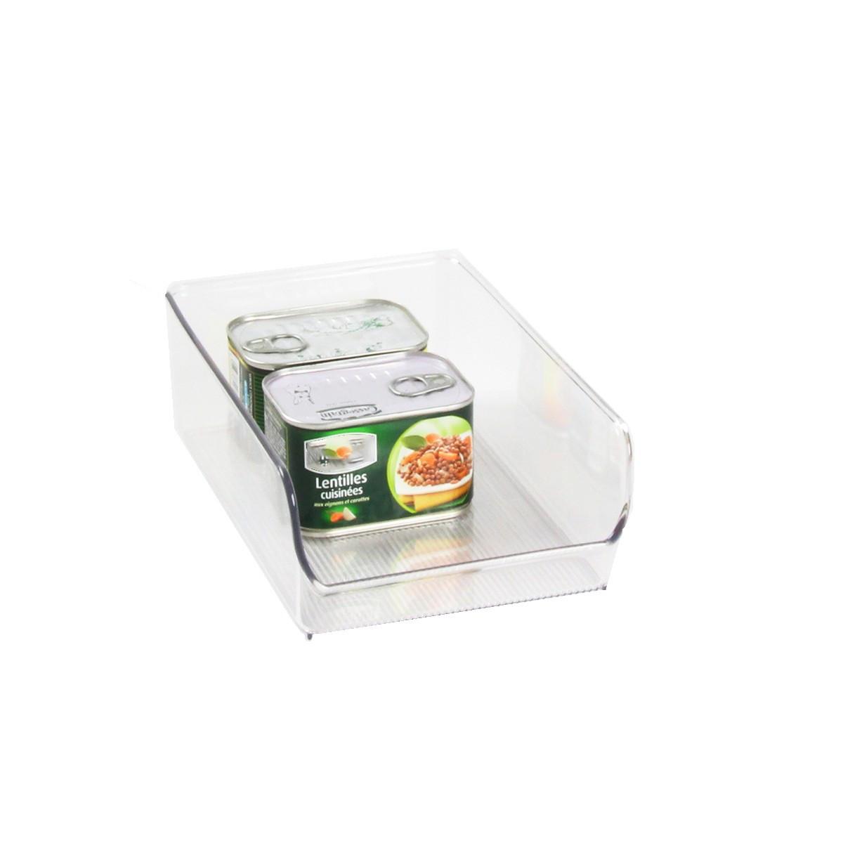 Organisateur Transparent Placard Rangement Aliments