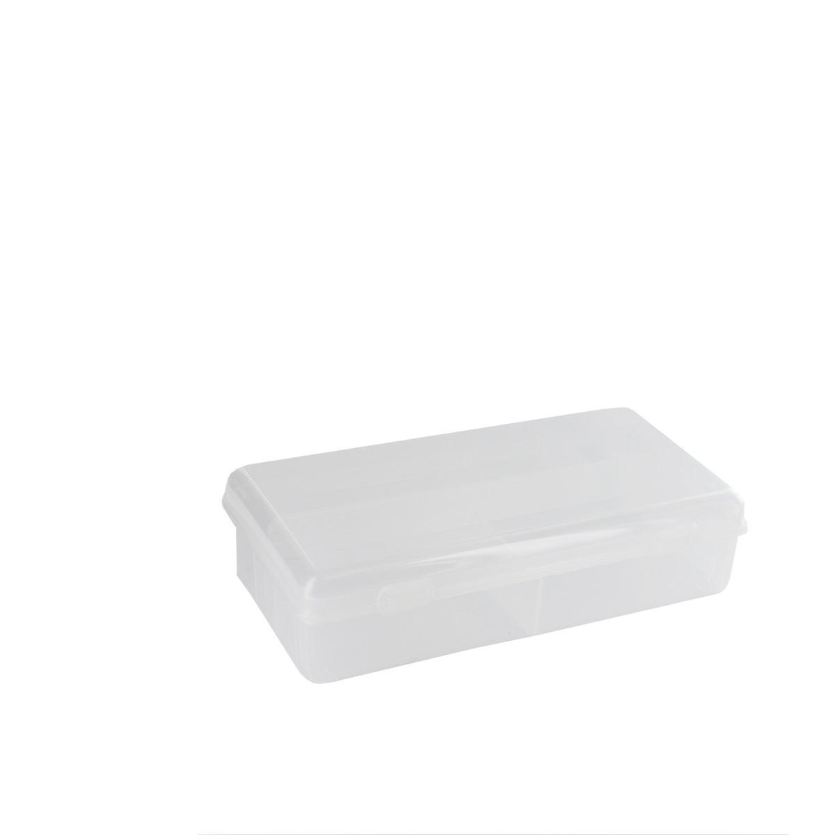 boite compartiment e plastique rangement. Black Bedroom Furniture Sets. Home Design Ideas