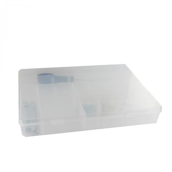 Boîte de rangement de santons (L)