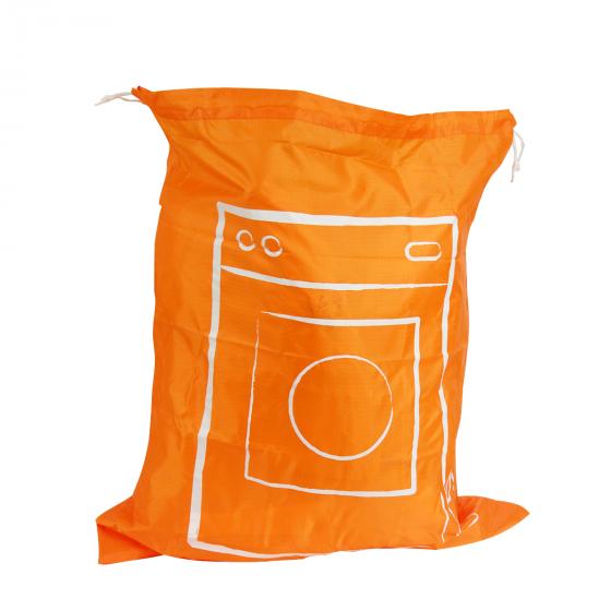 panier a linge pliable polyester orange livraison en 24 h. Black Bedroom Furniture Sets. Home Design Ideas