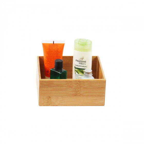 S parateur tiroir bambou rangement tiroirs for Organisateur de tiroir