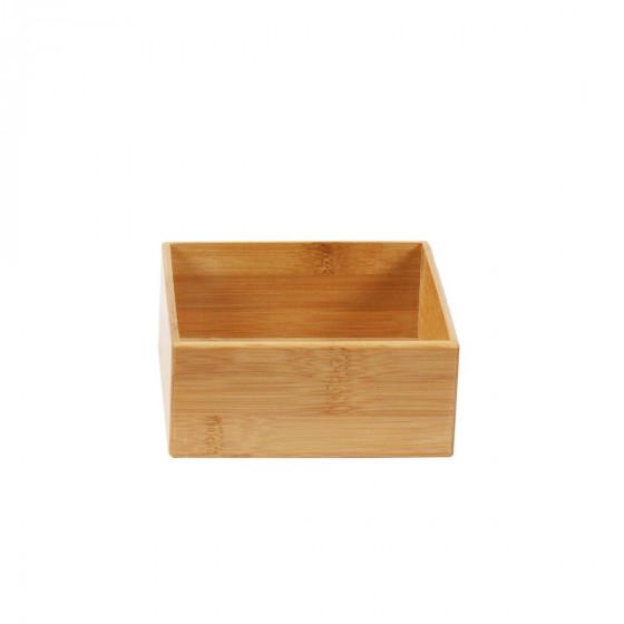 bac carr pour tiroir organisation cuisine. Black Bedroom Furniture Sets. Home Design Ideas