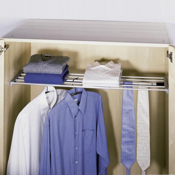 etag re extensible pour placard rangement. Black Bedroom Furniture Sets. Home Design Ideas