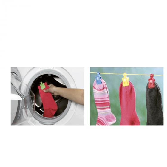 pinces chaussettes entretien du linge. Black Bedroom Furniture Sets. Home Design Ideas
