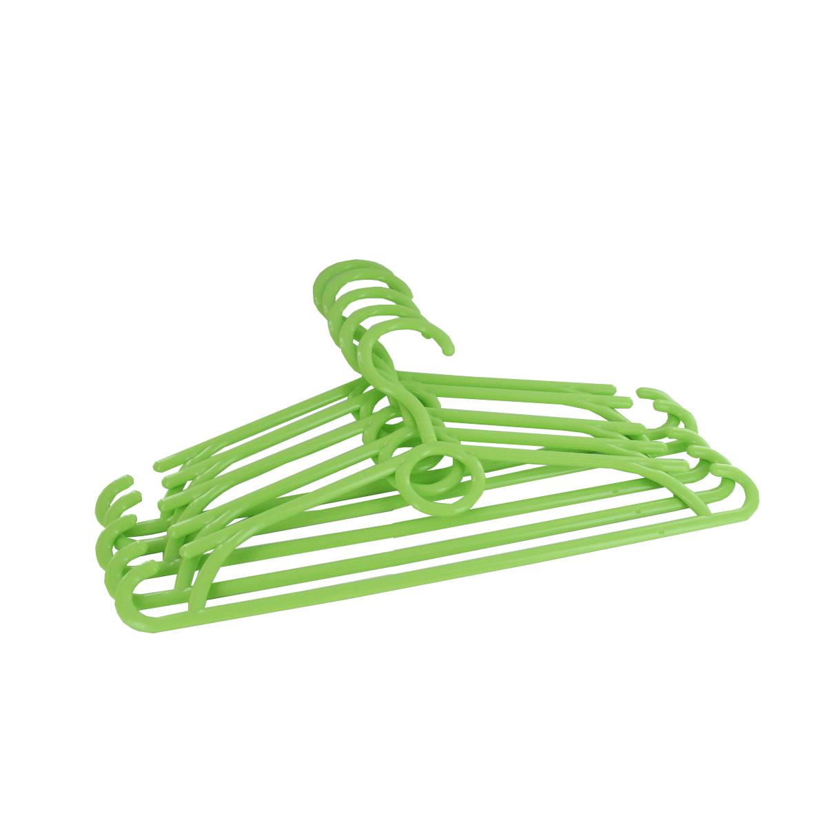 cintres plastique vert rangement v tements. Black Bedroom Furniture Sets. Home Design Ideas