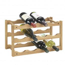 range bouteilles empilable pour 4 bouteilles rangement cave. Black Bedroom Furniture Sets. Home Design Ideas