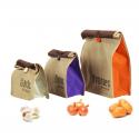 3 sacs de conservation pour ail, oignon et pomme de terre