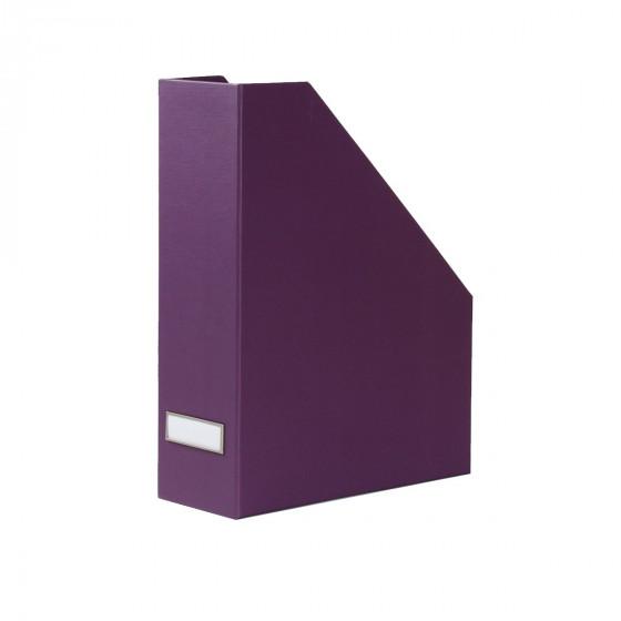 range dossiers en carton prune classement. Black Bedroom Furniture Sets. Home Design Ideas