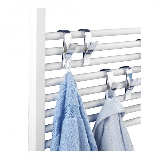 4 crochets suspendre sur s che serviette - Porte serviette a suspendre ...