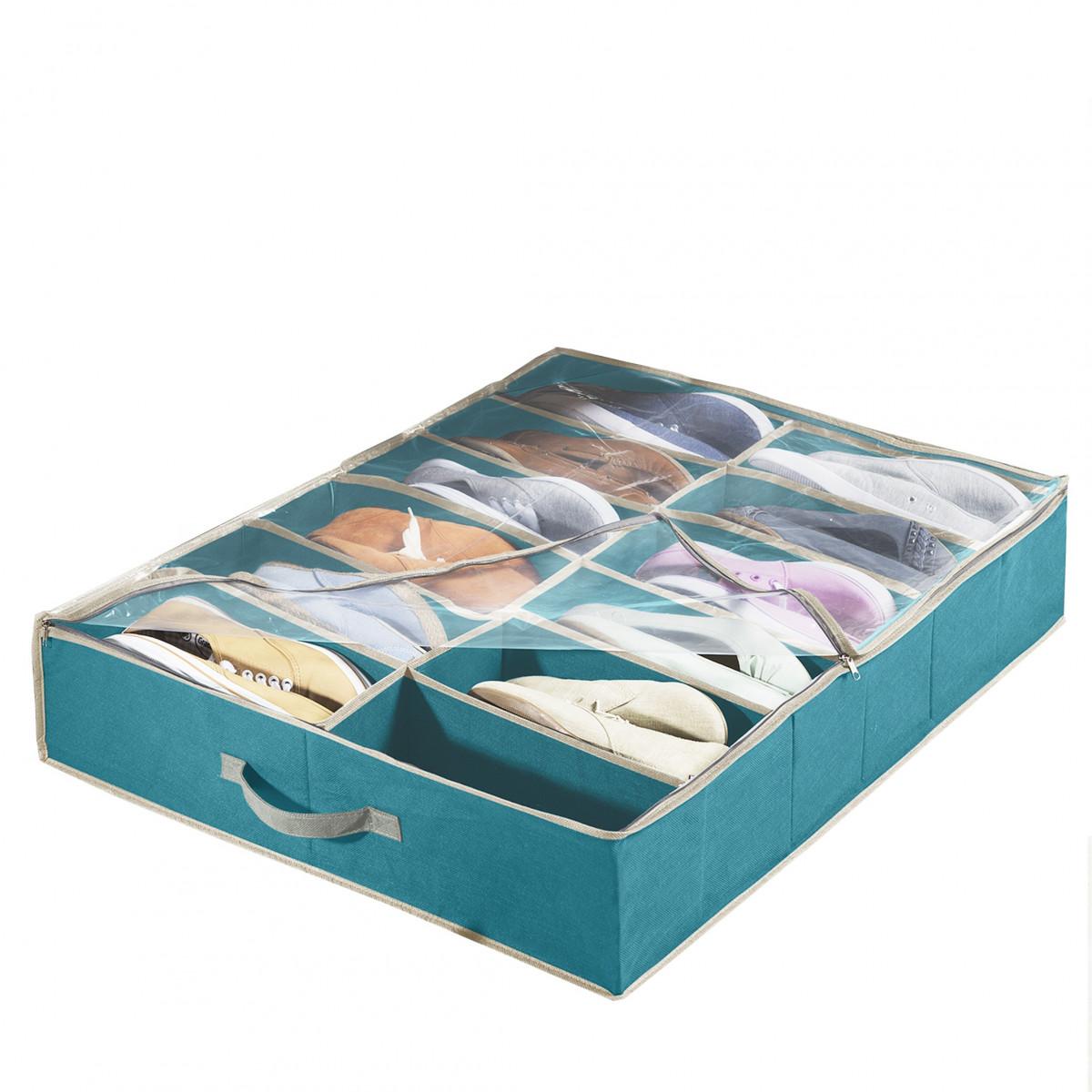 Rangement de chaussures coloriage - Rangement chaussures sous lit ...