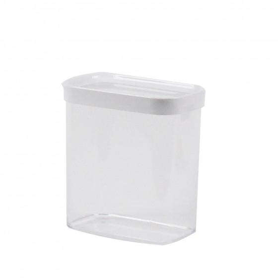 Boîte de rangement alimentaire hermétique en plastique. 1,6 litre