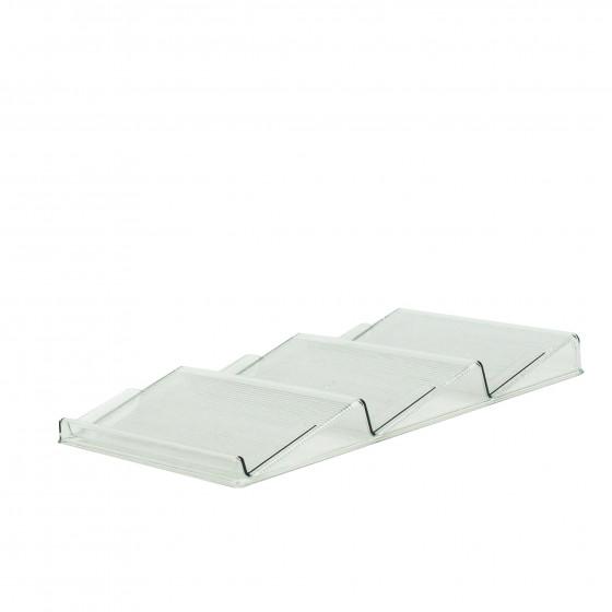 range pices pour tiroir en plastique transparent pour. Black Bedroom Furniture Sets. Home Design Ideas