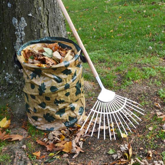 sac de jardin feuilles mortes pop up rangement jardin. Black Bedroom Furniture Sets. Home Design Ideas
