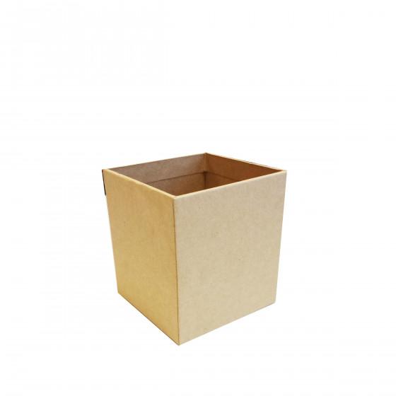 Pot à crayons en carton kraft