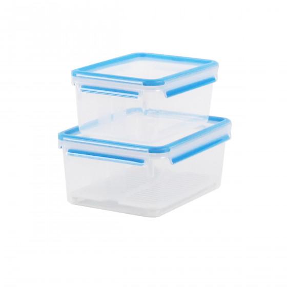 Boîte alimentaire avec égouttoir