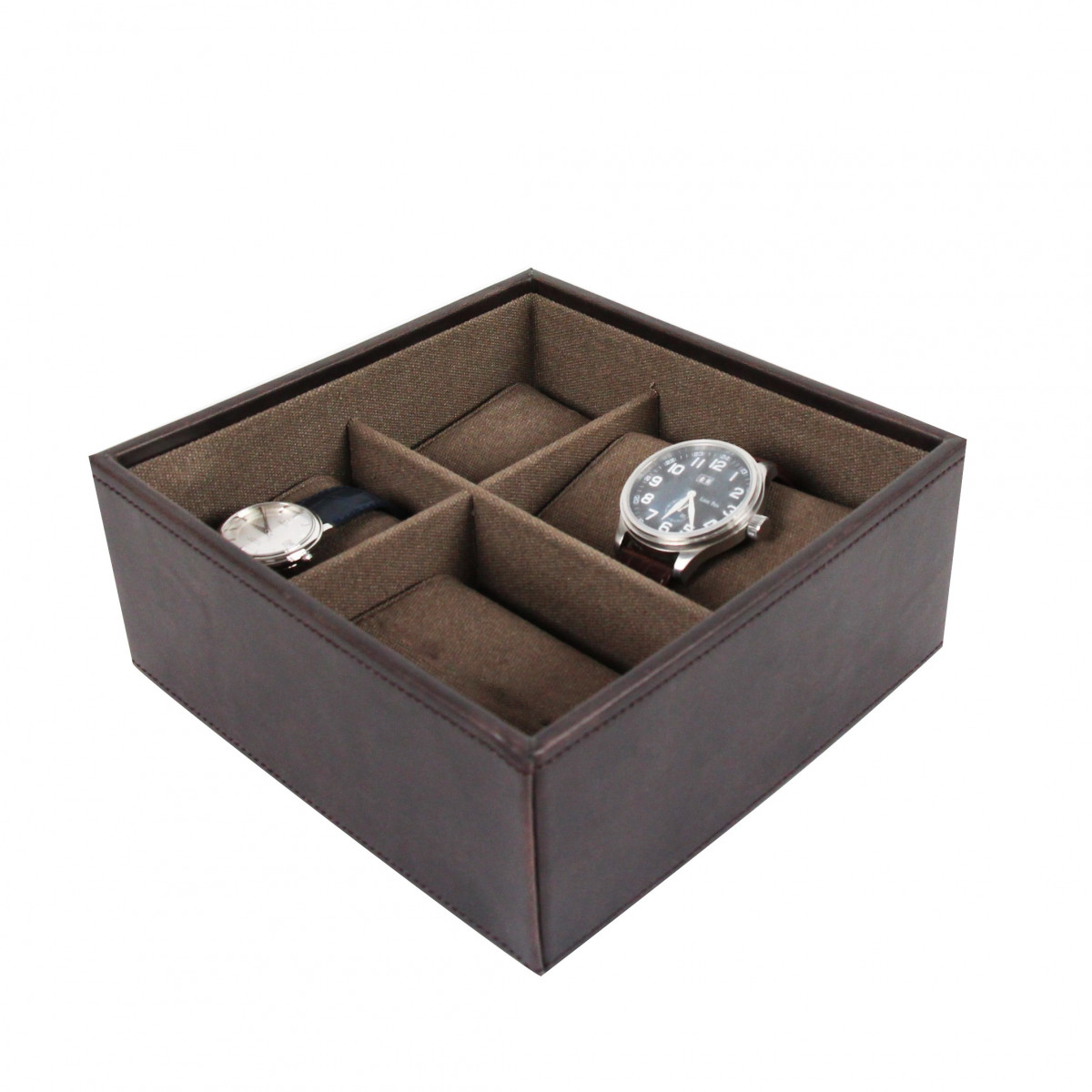 coffret montres homme rangement bijoux chambre et dressing. Black Bedroom Furniture Sets. Home Design Ideas