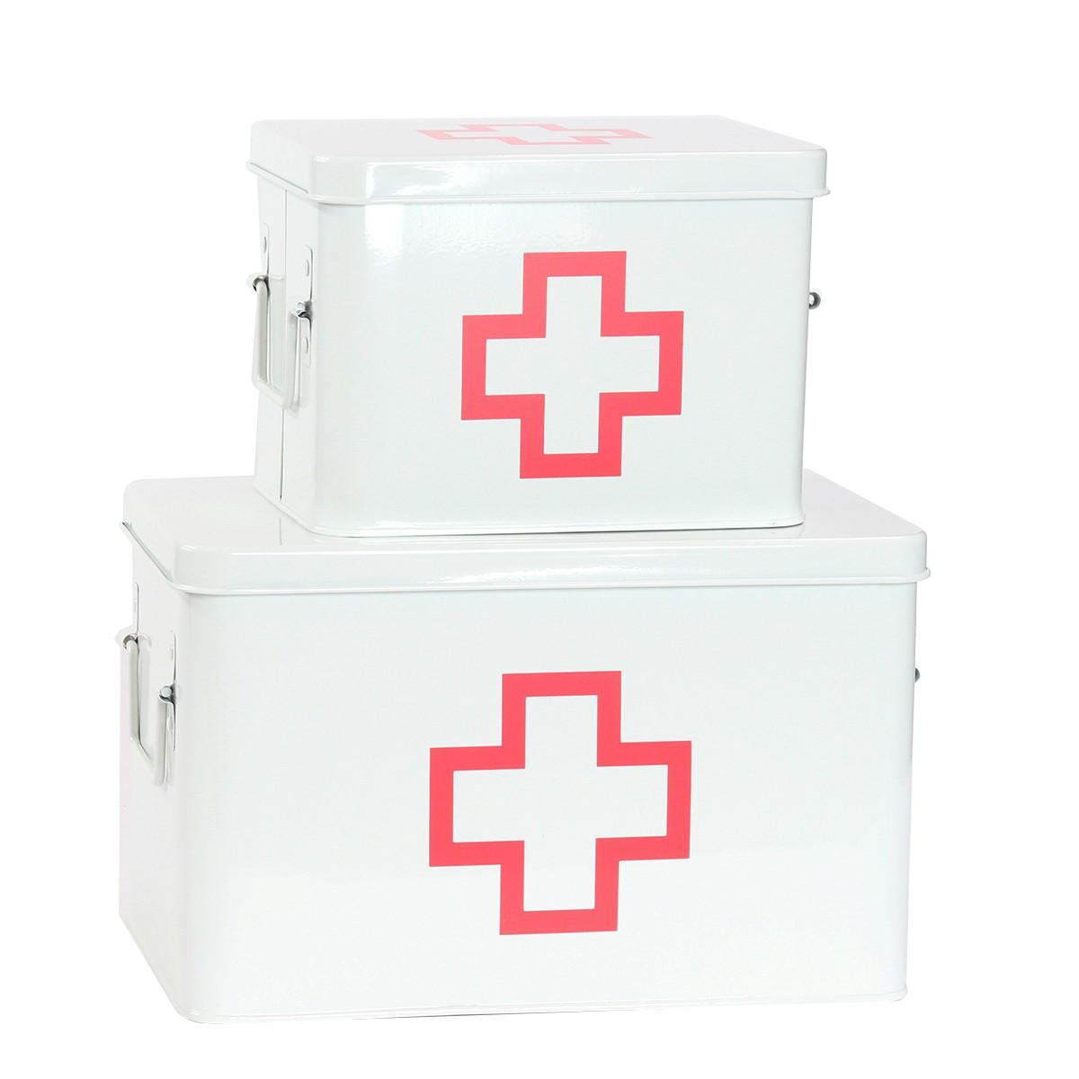 Bo 238 Te 224 Pharmacie En M 233 Tal Blanc Rangement Des M 233 Dicaments