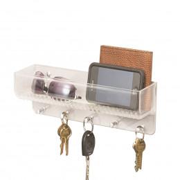 Vide poche et rangement clés mural