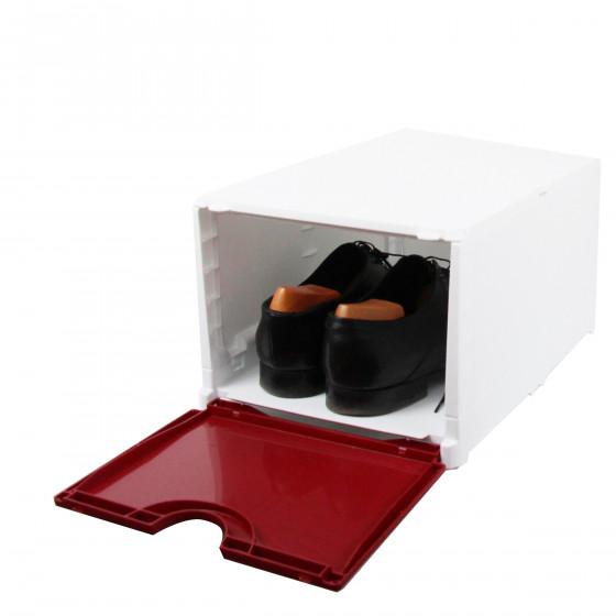 Boite De Rangement Pour Chaussures #15: Superb Boite De Rangement Pour Chaussures #11: Voir .